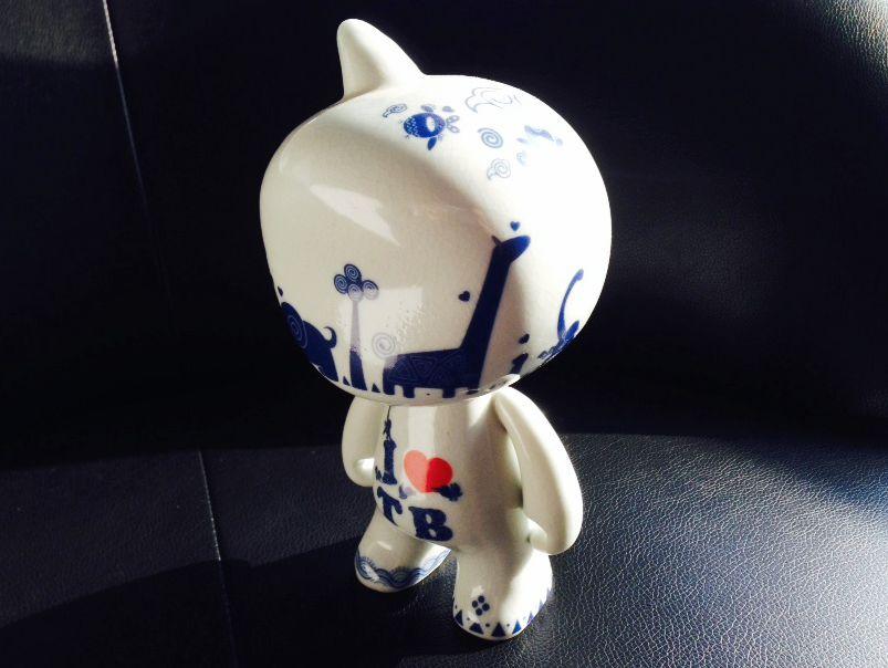 淘宝淘公仔内部限量陶瓷纪念珍藏版1
